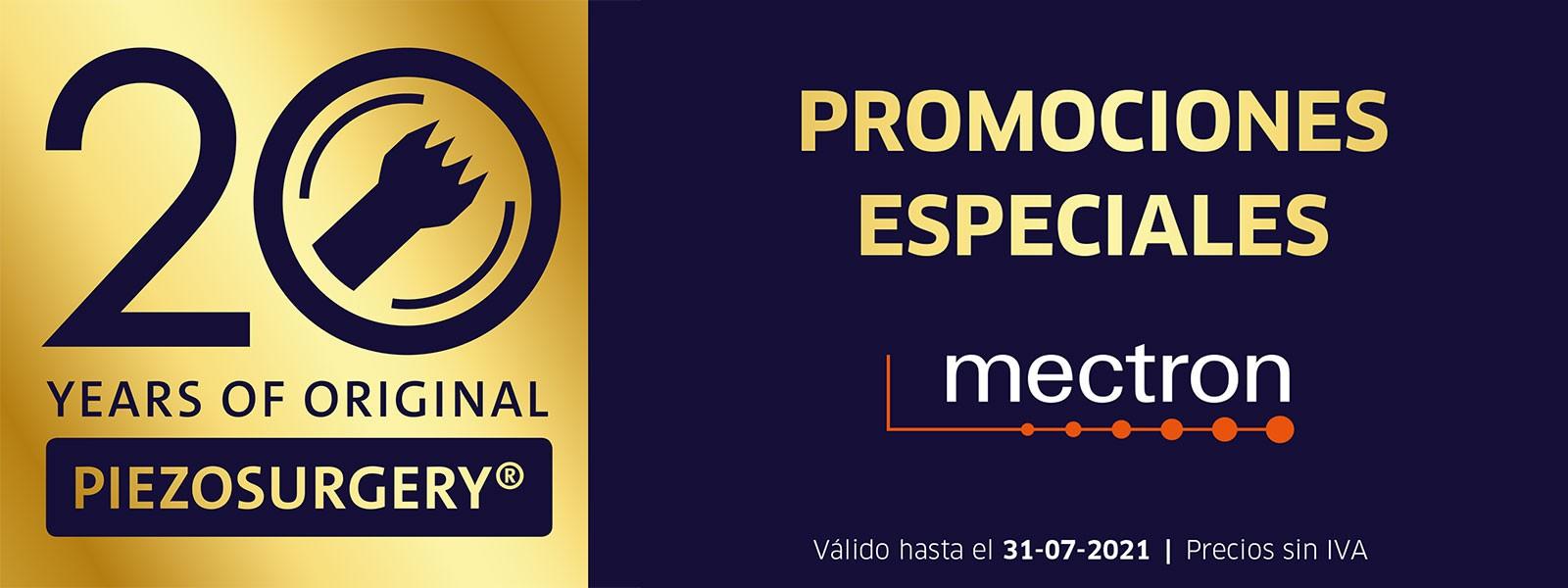 Promociones Especiales Piezosurgery